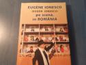 Eugene Ionesco pe scena in Romania album omagial