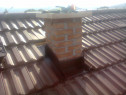 Montaj tigla ceramica acoperis
