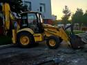 Închiriez buldoexcavator