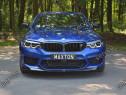 Prelungire splitter bara fata BMW Seria M5 F90 2017- v1