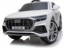 Masinuta electrica pentru copii Audi Q8 STANDARD 12V #White