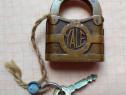 Lacat vechi de colectie Yale & Towne Mfg. Co. USA vintage