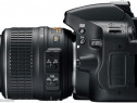 Foto Nikon D5100 + Obiectiv kit 18-55mm VR+ accesorii+ filtr