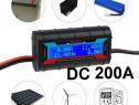 Panou de masura 200A DC - Voltmetru/Ampermetru/Wattm. Nou!