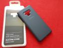 Husa Originala Samsung Galaxy Note 9 Silicon,Noua,Negru