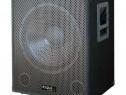 Subwoofer activ,Ibiza Sound SUB18A,18″,46cm,1200W
