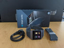 Ceas smartwatch Fitbit Ionic, HR, GPS, Smoke Gray, 2 Curele
