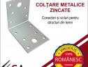 Coltare metalice zincate