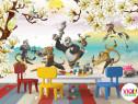 Fototapet Copii 38 Kung Fu Panda