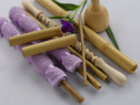 Maderoterapie bambus ,instrumente lemn masaj