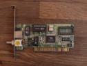Placa retea 10-100Mbps cu BNC si RJ45 PCI