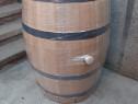 Butoaie stejar barrique 220 litri butoi stejar 400 litri