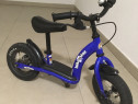 Bicicleta BikeStar copii 2 - 5 ani (fără pedale)