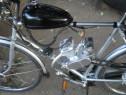 Bicicleta cu Motor 37 cm -impecabila si cu Dotari