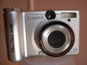Camera foto Canon Power Shot A95,stare perfecta,foarte putin