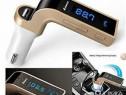Modulator Auto Car Kit G7 cu Bluetooth MP3 player call mobil