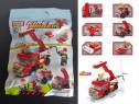 "Set lego 6 in 1 ""Fire Brigade"" - 142 piese"