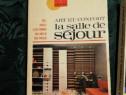 Carte La salle de sejour -art et confort - vol 2 ed. Marabou