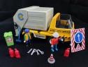 Vintage Playmobil 1978, Masina de gunoi