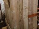 Lada lemn veche 123.5x70x62 cm