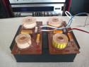 Set Filtre Boxe Grundig 2 Way. 35/65 watts 4 ohms