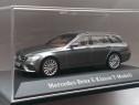 Macheta Mercedes E Class T-Model Break (S213) 2016 gri -1/43
