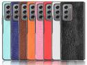Husa Samsung Galaxy Z Fold2 5G Husa PU+PC U01230439/1 Fold 2
