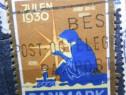 Clasor timbre vechi Danmark 21