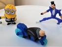 3 figurine de la McDonalds Minioni Despicable Me Minion