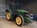 Tractor John Deere 6320 PREMIUM, an 2003, AC, 4x4. Import