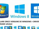 Instalare sistem de operare windows + driver+ alte programe