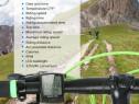 Display bicicleta viteza timpul ora temperatura calorii 14 f