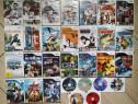 Wii: CSI, Metroid, Mystery Case Files, Fifa, TNA, W13, etc.