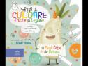 Portia de culoare : Fructe si Legume -Carte de Colorat cu Ri