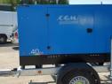 Generator curent electric 40 kVA TRACTABIL (grup electrogen)
