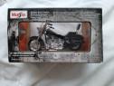 Motocicleta Harley Davidson miniatura