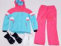 Costum iarnă snowboarding ski Vittorio Rossi 152 sau XS fete