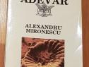 Certitudine si adevar de Alexandru Mironescu