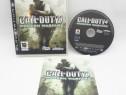 PS3 Call of Duty 4 Modern Warfare pentru PlayStation 3