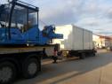 Containere asigur transport
