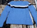 Bluza albastra dama