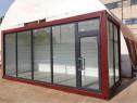 Containere birou container vitrina