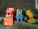 Machete Masinute Metalice 7-8 cm jucarie copii (var. 6)