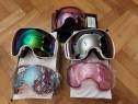 Lentile ochelari ski Oakley Airbrake XL Prizm Hi Pink Jade
