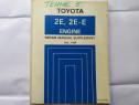 Manual reparatii (tiparit) motoare Toyota (2KE, 2E-CE)