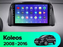 Navigatie dedicata cu android Renault Koleos - 2008 - 2016
