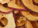 Mere,chipsuri (poame) uscate natural la soare,100%natural