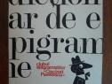 Dictionar de epigrame - autograf / R4P4S