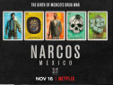 Narcos Mexico - 2 sezoane, subtitrat in romana
