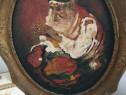 Pictura tablou: Bătrân, pictat de Petrescu Octav Băncilă